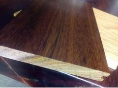 供应实木成品地板圆盘豆