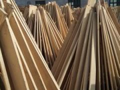 长期收购泡桐木自然宽板材