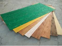 供应彩色松木装饰板