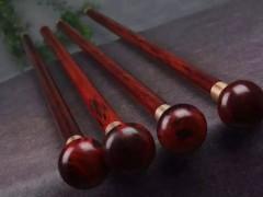 出售小叶紫檀【拐杖】