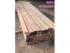 周口铁杉建筑木方厂商