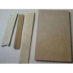 收购各种密度板的残次废板、边料