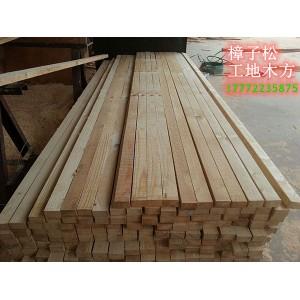 郑州进口建筑木方价格