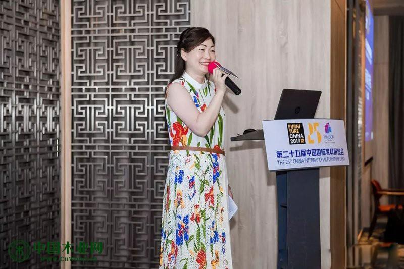 上海博华国际展览有限公司常务副总经理钟蓓红