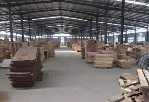木材加工厂车间