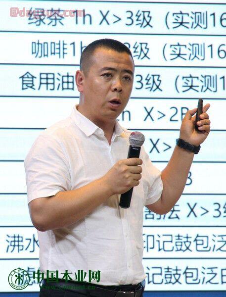 淄博佳德宝曼新材料科技有限公司总经理巩小虎