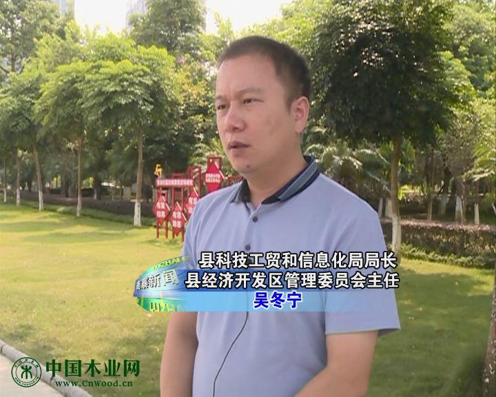 县科技工贸和信息化局局长兼县经济开发区管理委员会主任 吴冬宁
