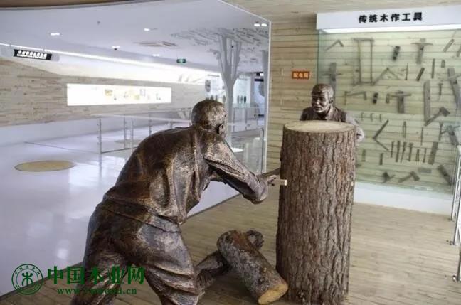 木文化科普展示厅