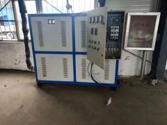 供应电加热导热油锅炉、升降台、99新光氧等