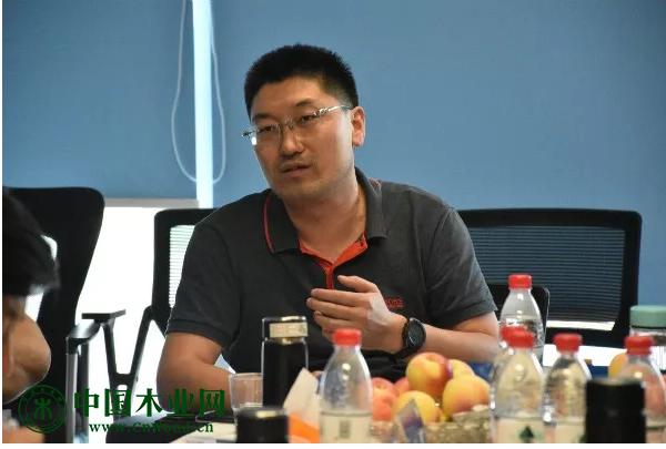 圣象集团副总裁刘海涛先生
