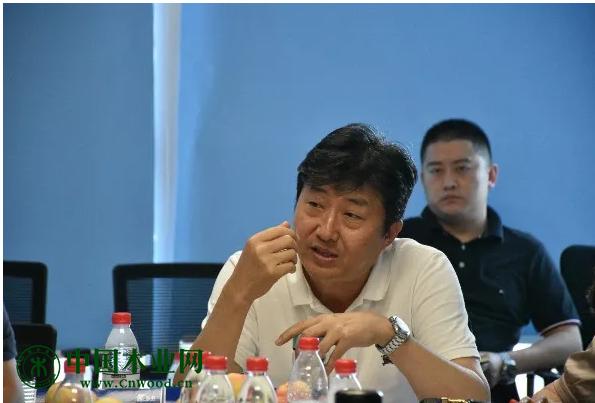 圣象集团副总裁曾欣先生