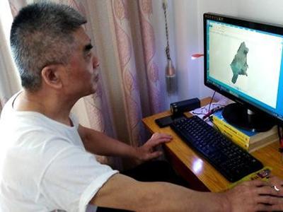 """安徽巢湖林业""""愚公"""":自研14款软件 绿化5万亩荒山"""
