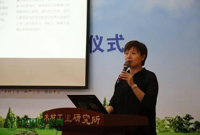 中国房地产业协会优采平台执行总经理唐茜