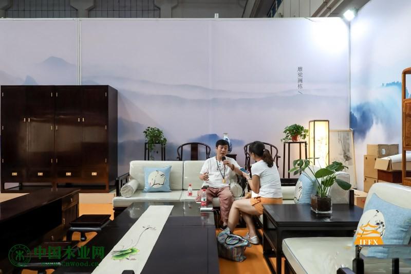 第十八届西安国际家具博览会8月28日盛装启幕