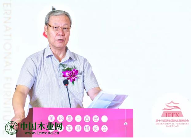 中国家具协会专家委员会刘金良副主任