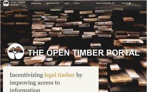 喀麦隆推出木材可追溯性门户网站