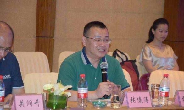 顶固全屋定制事业部总经理张俊涛