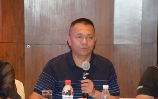 富轩门窗董事长李昌安