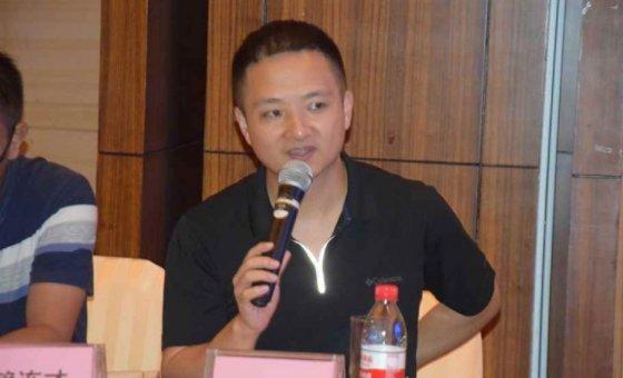 广东汇泰龙科技有限公司总经理徐振忠