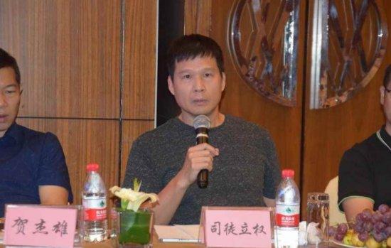 中山市个私协门业工作委员会会长、宝润木业董事长司徒立权