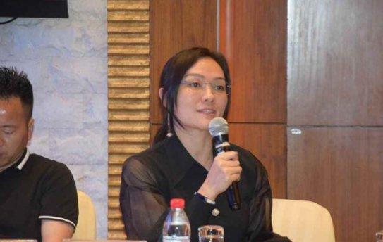 广东伟业铝厂集团有限公司总经理李伟萍