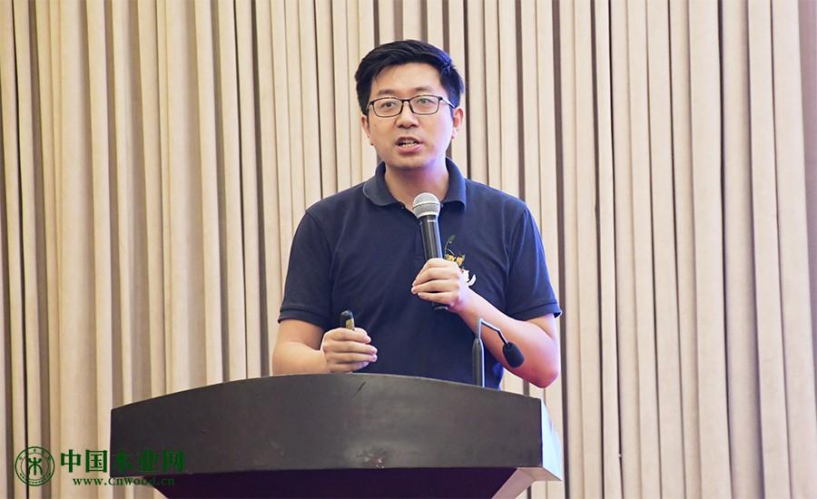 淘宝大学认证讲师、前好孩子CEO王洋现场分享