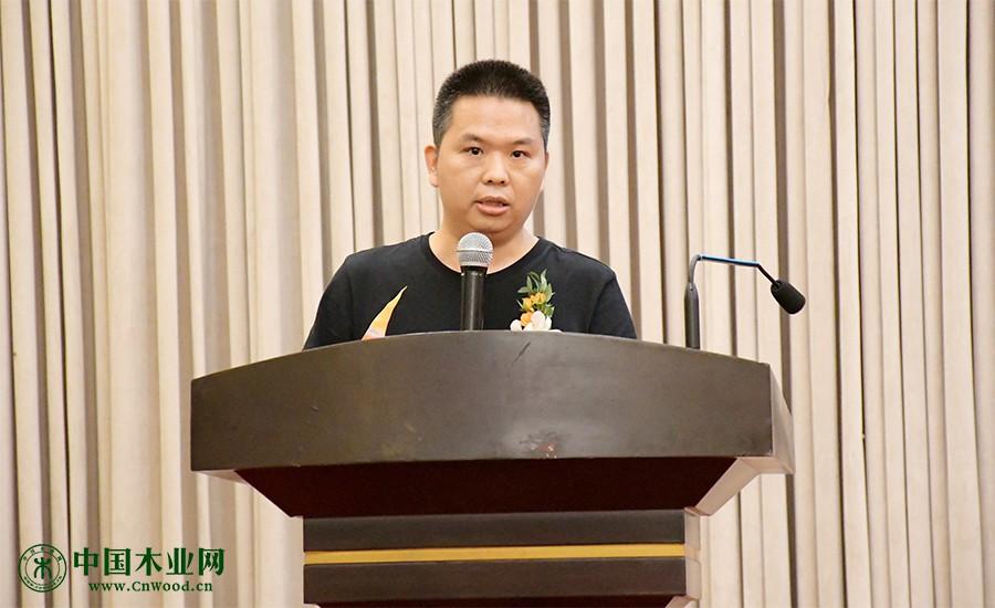 尚品宅配集团O2O负责人彭海亮现场分享