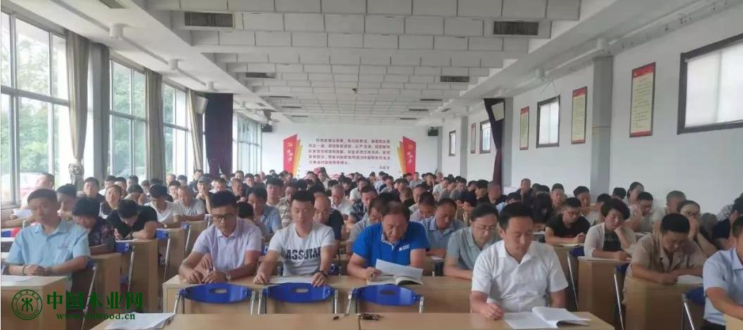 探沂镇召开迎接新中国成立70周年安全生产专项整治和大气污染防治工作部署会