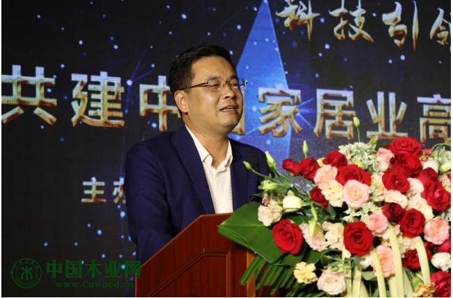 全国工商联家具装饰业商会秘书长张仁江