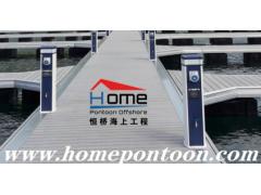 走道面板 塑木面板 浮码头面板配件批发供应