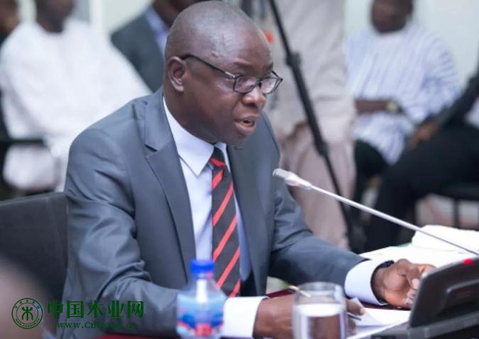 加纳国土与自然资源部长夸库·阿索马—基雷梅