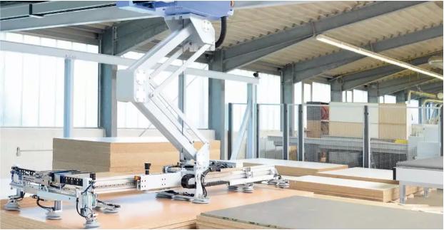 展现中国家具智造工业4.0的最新成果