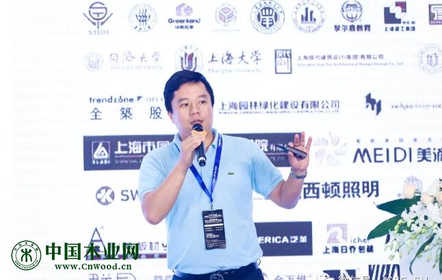 上海木材行业协会理事单位、上海群易软件技术有限公司总经理 黄海斌