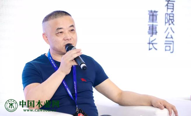 江苏想象家供应链股份有限公司、三好品牌董事长 陈庄