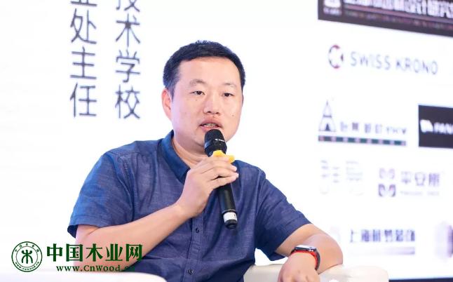 上海市逸夫职业技术学校专业处主任 许彦杰