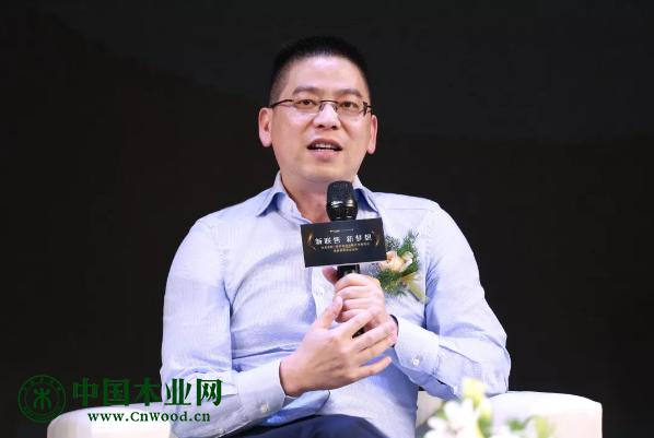 欧派家居集团营销副总裁杨鑫