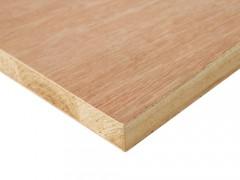 供应净醛系列双红面18厘细木工板