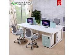 厦门办公家具简约现代职员办公桌钢架组合屏风工作位