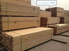 盐城铁杉建筑木方出售