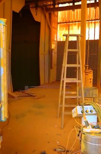 泗安镇安监中心开展喷涂作业场所专项整治
