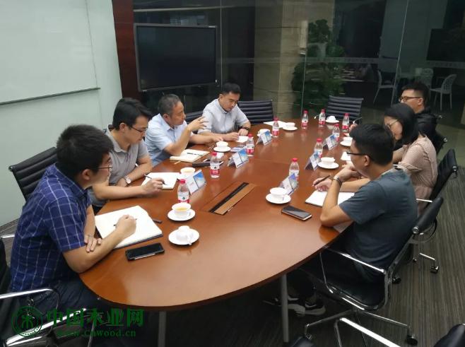 惠州市家具行业协会赴敏华等企业调研中美贸易战影响及应对情况