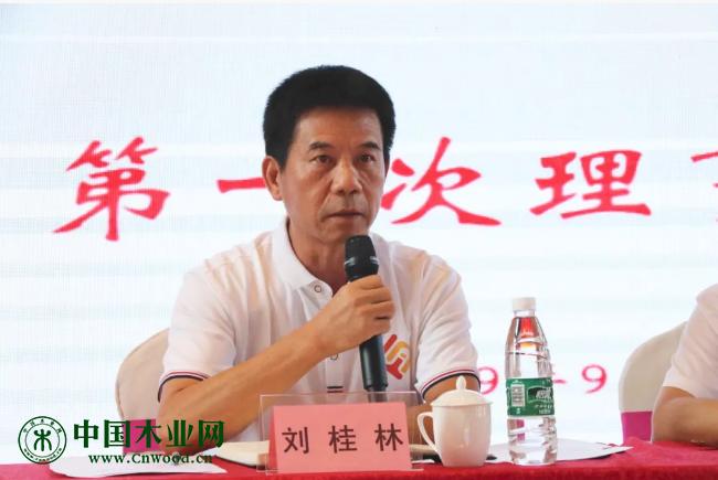 区家具协会秘书长刘桂林