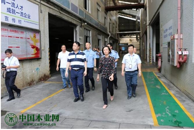 """顺德区委区政府主要领导带队进行""""迎国庆、保平安""""安全大检查"""