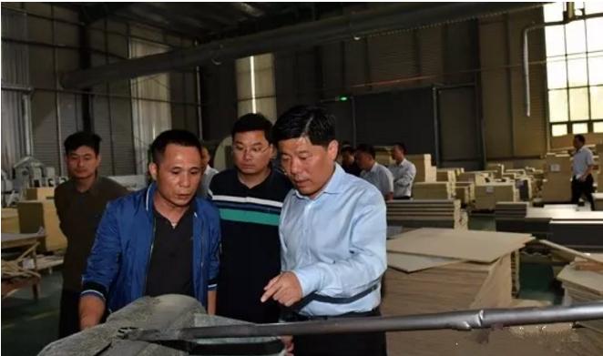 沭阳县委副书记、县长彭伟现场检查安全生产工作