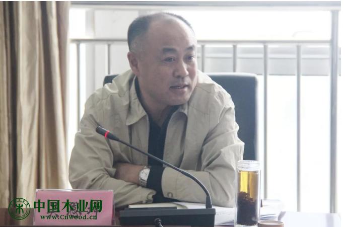 市生态环境局党组书记、局长吴恩坤同志