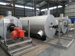 燃气(油)热风炉系列