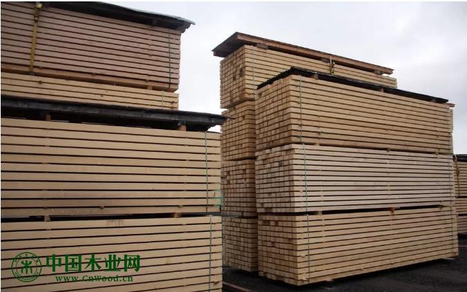 美国锯木厂