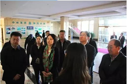 满洲里市委市政府一行到访绥芬河国林betway必威官网手机版下载城园区