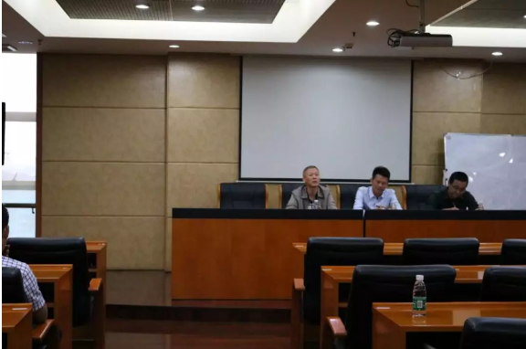 江阴港国际木材交易中心召开环保工作要求会议