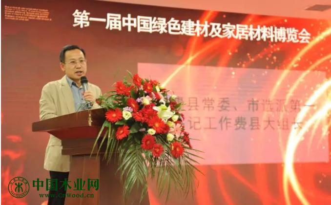 临沂市选派第一书记、费县组长、县委常委王雪剑